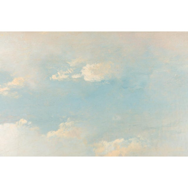 19th-C. Sussex Landscape by E. J. Niemann For Sale In Los Angeles - Image 6 of 10