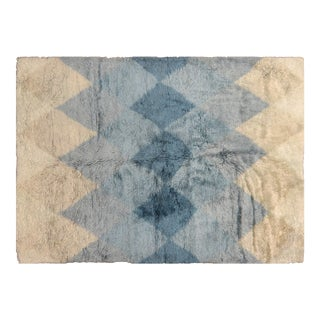 Beni Ourain Moroccan Rug - 6′ × 9′ For Sale