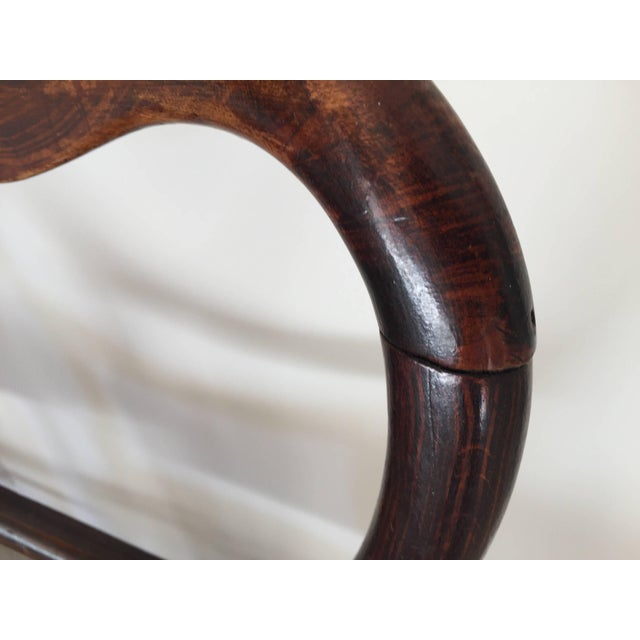 Pair of 19th Century Victorian Walnut Chairs For Sale - Image 9 of 11