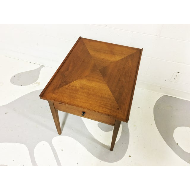 American of Martinsville Side Table - Image 5 of 6