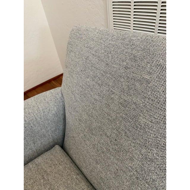 Vintage Mid Century Modern Elegant Sofa For Sale - Image 10 of 13