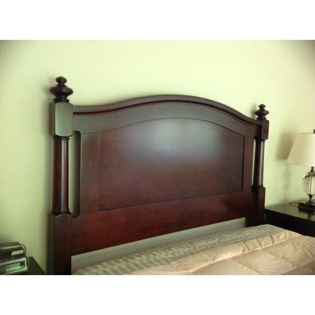 Restoration Hardware Camden Queen Bed - Image 6 of 6