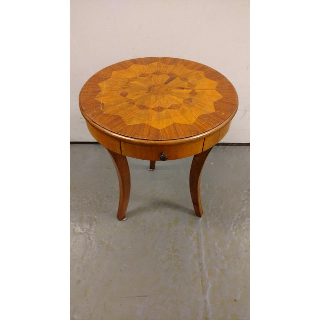 I was at the Marche au puce this past weekend and this petite side table could have been plucked right from the stalls. I...