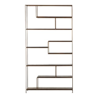 Erdos + Ko Home Iron Framed Perry Shelf