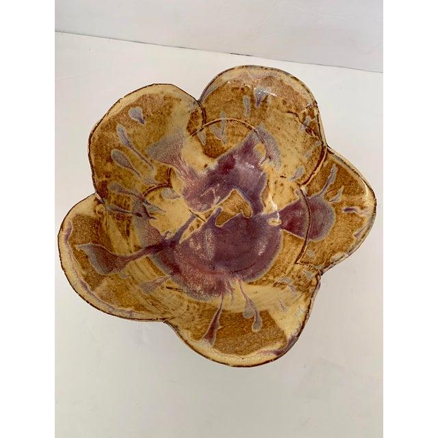Glazed Terra-Cotta Bowl For Sale In New York - Image 6 of 11