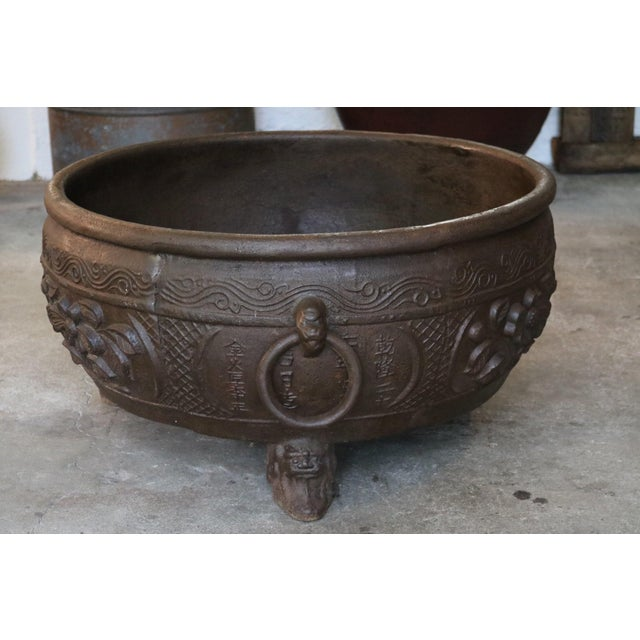 Early 19th Century Iron Water Container For Sale - Image 5 of 5