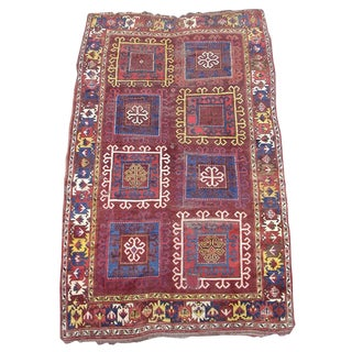 Central Asian Rug - 5′4″ × 8′4″ For Sale