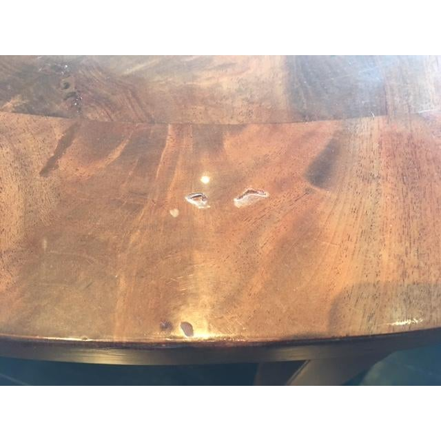 Stunning Round Coffee Table - Image 7 of 8