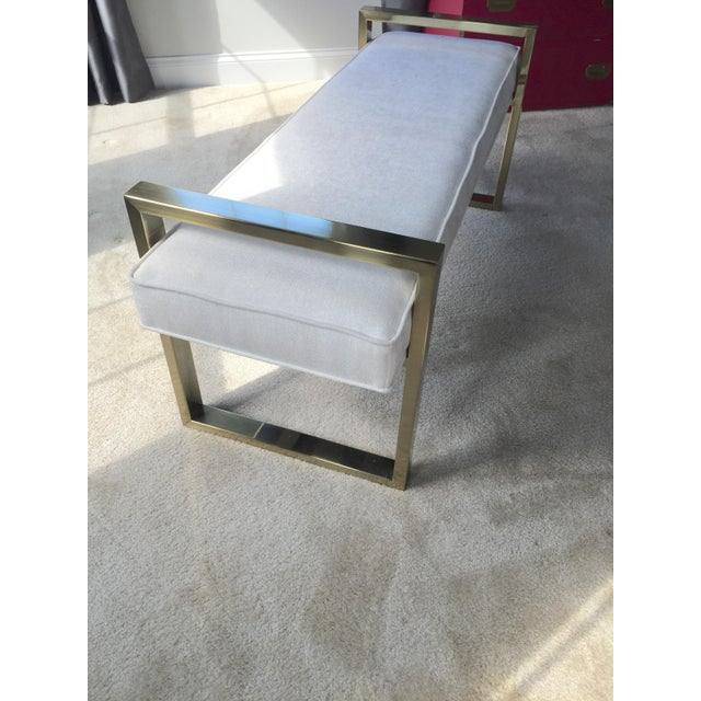 Bernhardt Jet Set Bench - Image 6 of 6