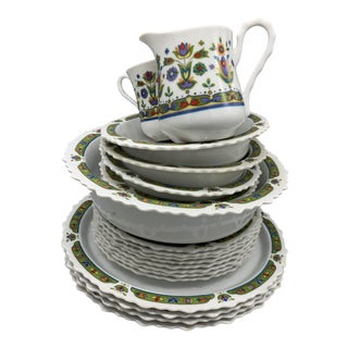 Sango One World Hellespont Dinnerware For Sale