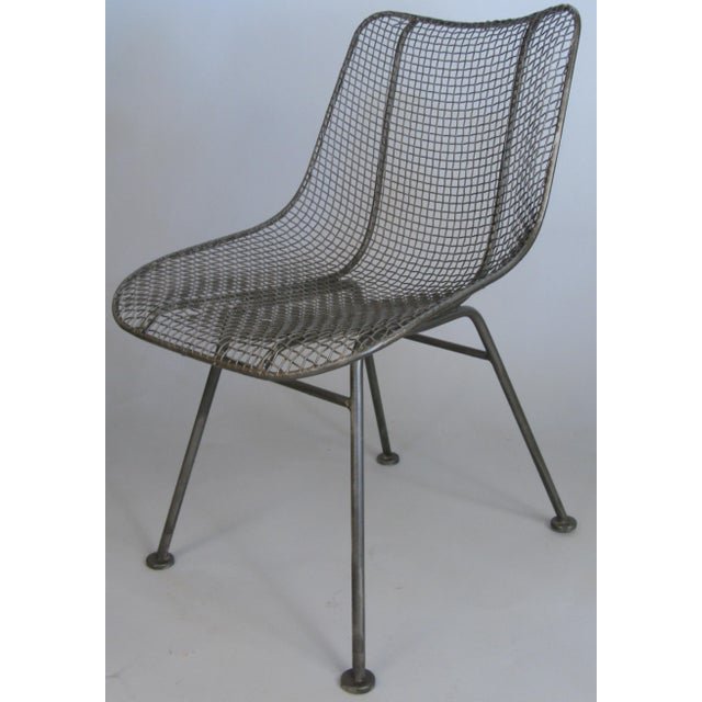 Contemporary Large Vintage Russell Woodard Sculptura Chairs, Set of 20 (Priced Individually) For Sale - Image 3 of 5