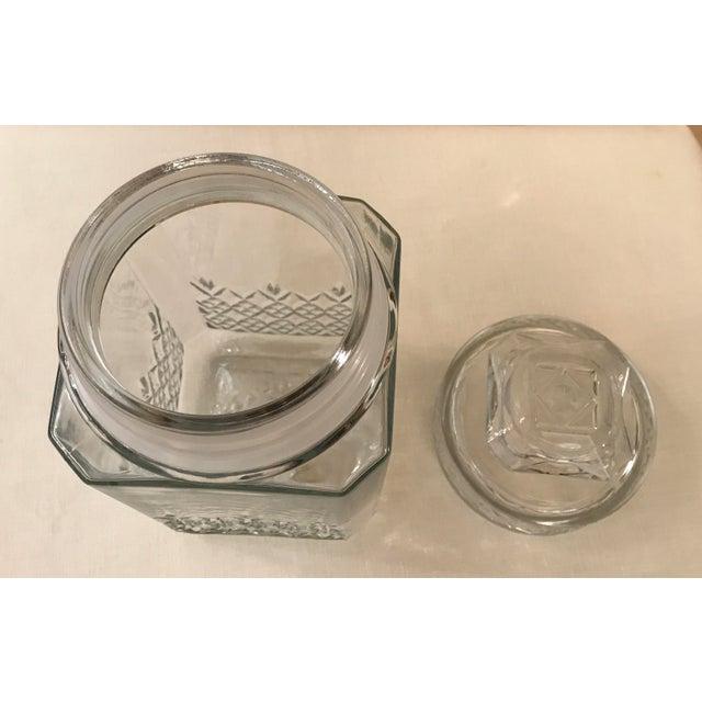 Vintage Square Canister Jar - Image 7 of 11