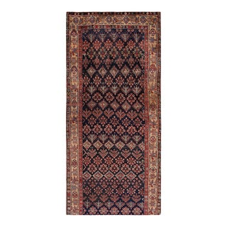 """Antique Nw Persian Rug 4'0"""" X 13'3"""" For Sale"""