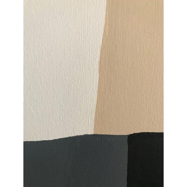 """Neutral Horizon"" Jason Trotter Original Painting - Image 4 of 5"