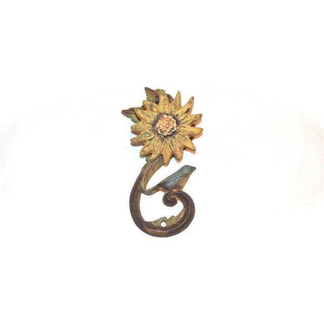 Sunflower & Bluebird Door Knocker - Image 9 of 9