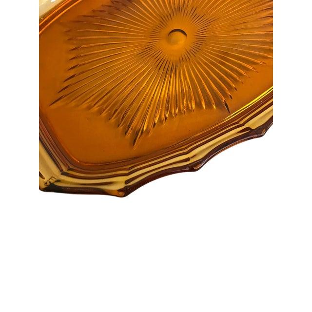 Mid-Century Sunburst Tray - Image 4 of 7