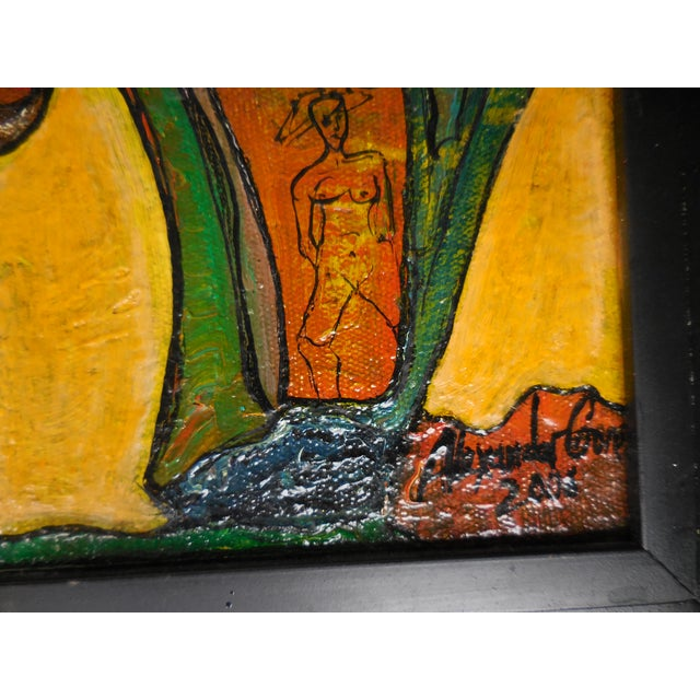 Alexander Gore Modern Oil Painting - Image 9 of 11