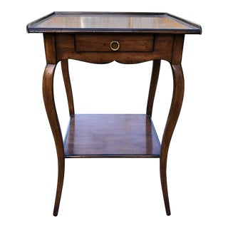 Theodore Alexander Chateau De Vallois End Table For Sale
