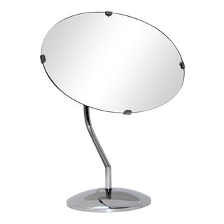 Art Deco 1930s Streamline Moderne Table Mirror For Sale