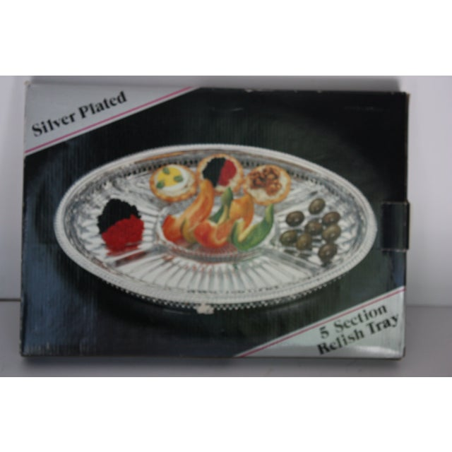 Mid-Century Relish Tray - Image 5 of 5