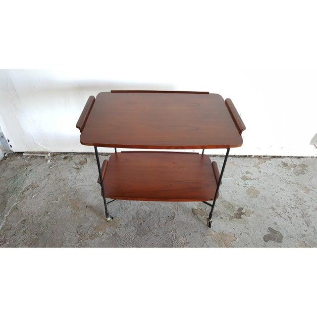 Atelje Glas & Tra Swedish Tea Cart - Image 2 of 11