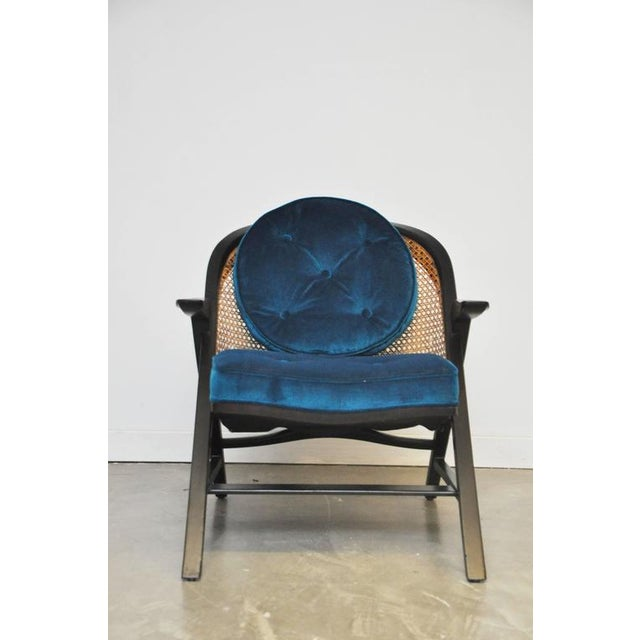 Mid-Century Modern Dunbar 5700a Lounge Chair by Edward Wormley For Sale - Image 3 of 6