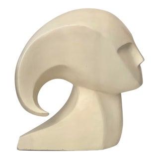 M Gonzalez Abstract Futuristic Composit Bust For Sale