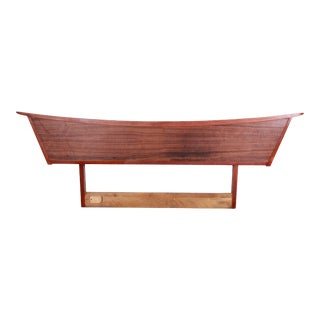 "George Nakashima for Widdicomb ""Origins"" Queen or King Size Headboard, 1958 For Sale"