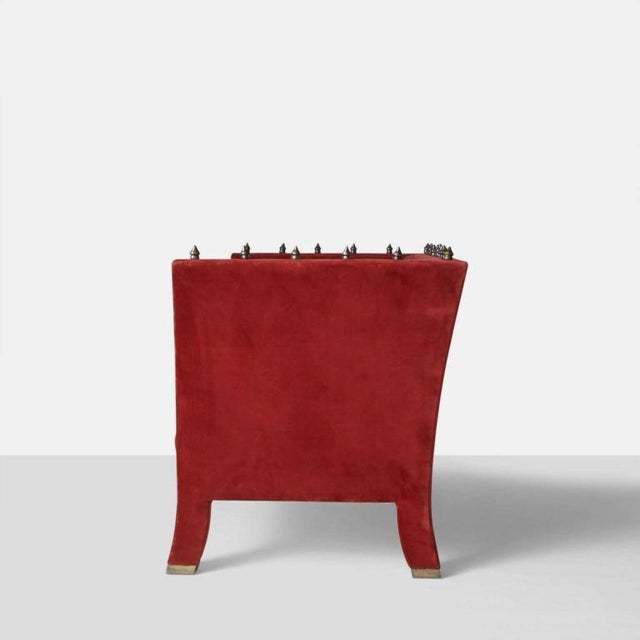 Elizabeth Garouste Elizabeth Garouste and Matti Bonetti Mars Sofas For Sale - Image 4 of 10