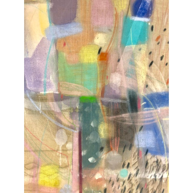 """Michelle Armas """"Candy Empire"""" and """"Enamorada"""" Paintings - a Pair For Sale - Image 4 of 13"""