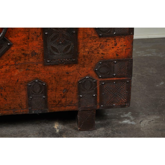 19th Century Korean Chest For Sale - Image 9 of 10