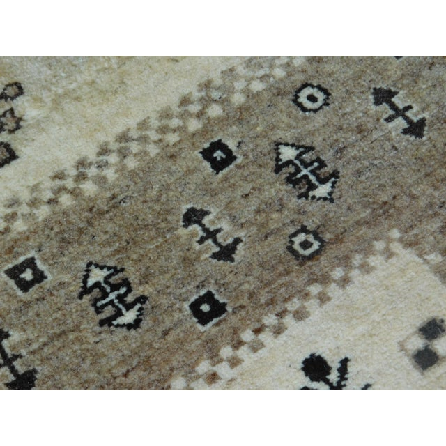 "Hand-Knotted Runner Rug - 2'9"" x 8'3"" For Sale - Image 12 of 12"