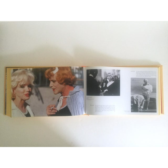 """Cardboard """" Billy Wilder's Some Like It Hot """" Rare 1st Edtn Monumental Oversized Boxed Set Collector Book For Sale - Image 7 of 11"""