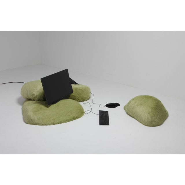 Pillow Computer by Schimmel & Schweikle for alfa.brusselse For Sale - Image 6 of 10
