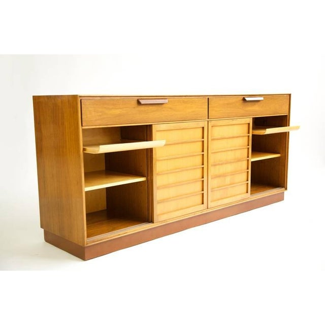 1950's Edward Wormley Sideboard For Sale In Chicago - Image 6 of 10