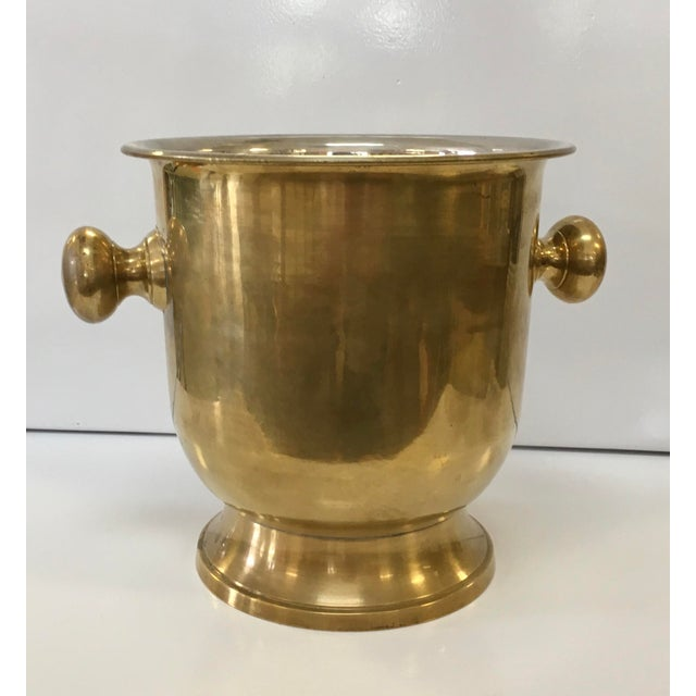 Brass Champagne Bucket - Image 5 of 6