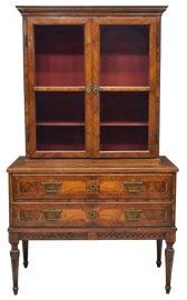 Image of Hallway China and Display Cabinets