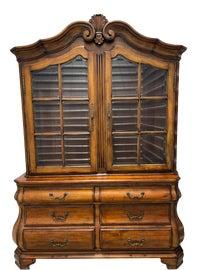 Image of Tuscan China and Display Cabinets