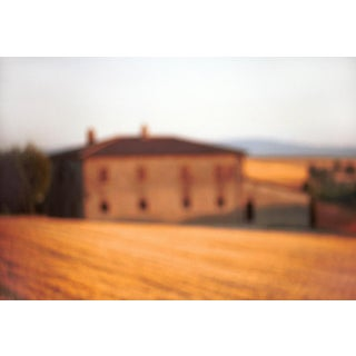 "Cheryl Maeder ""Tuscany"" Archival Photographic Watercolor Print For Sale"