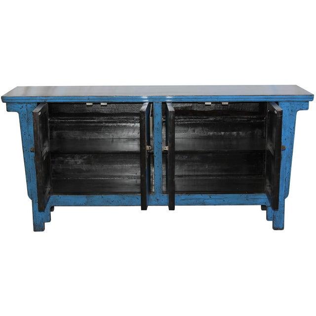 Bold Blue Sideboard - Image 3 of 7