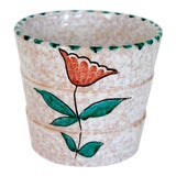 Image of Small Italian Pottery Planter For Sale