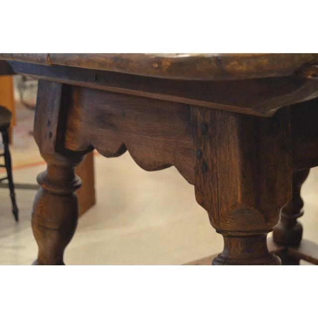 """Antique """"Table D'Echangeur"""" For Sale - Image 11 of 13"""
