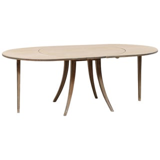 French Midcentury Modern Dining or Center Table For Sale