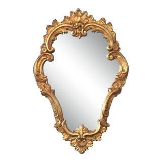 Vintage Florentine Mirror For Sale