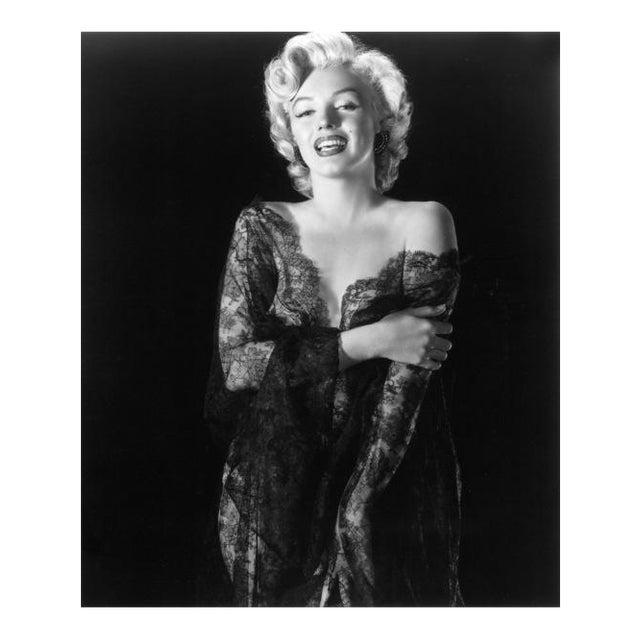 Marilyn Monroe, 1952 Black & White Photo by Frank Powolny For Sale