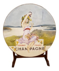 Image of French Country Tilt-Top Tables
