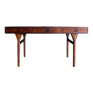 Nanna Ditzel Rosewood Desk for Søren Willadsen, Circa 1958 For Sale