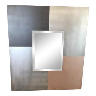 Bassett Mirror Co. Contemporary Mirror For Sale