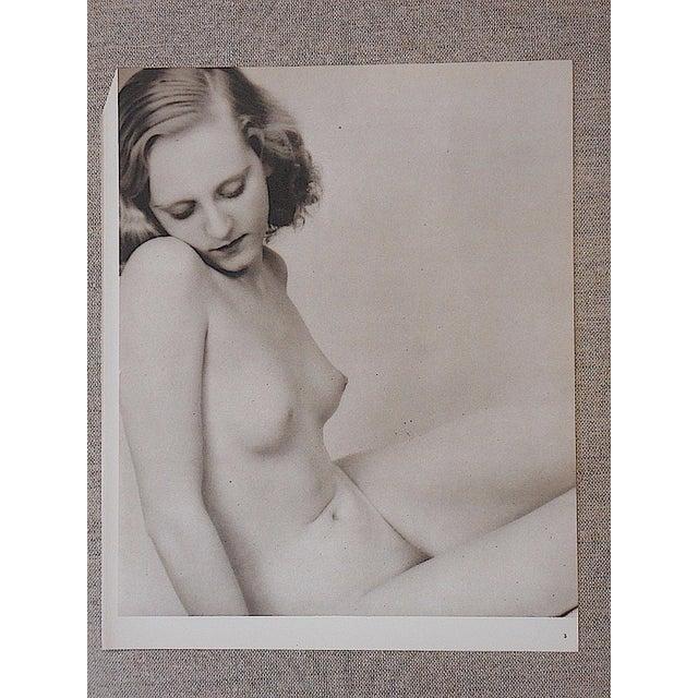 Vintage Art Deco Nude Photogravure - Image 3 of 3