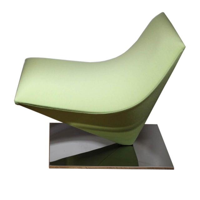 "Italian MDF ""Lofty"" Chair by Fontana Arte For Sale - Image 3 of 5"